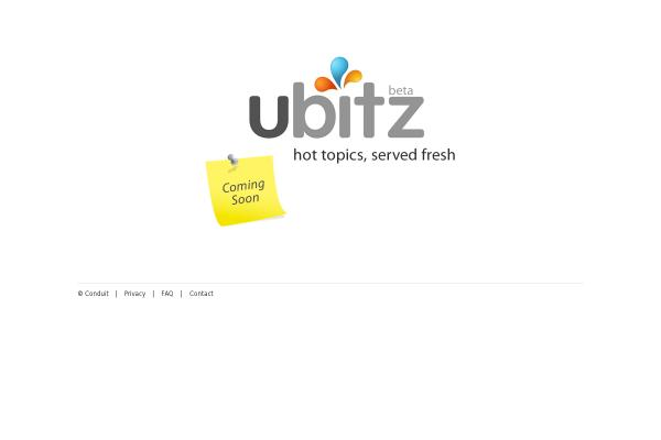 ubitz.co screenshot
